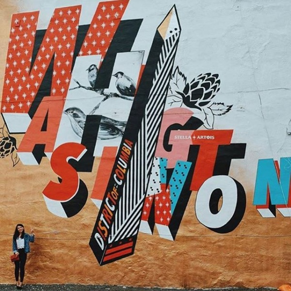We ❤️ the insta-worthy murals in DC.  This one at the @howardtheatre is right next to 7th flats.
